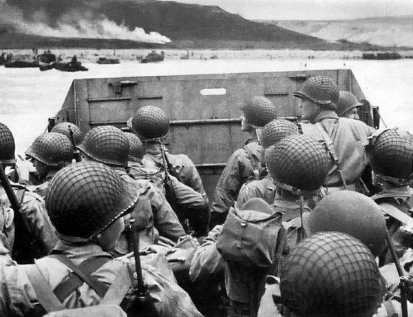 Jour J : 6 Juin 1944 _ Bataille de Normandie