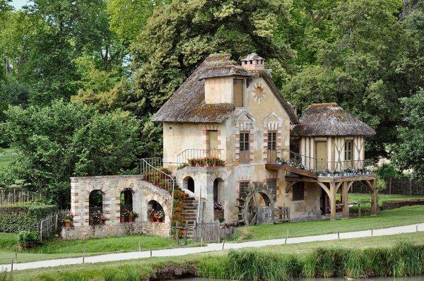 Parc de Versailles _ Hameau de la Reine