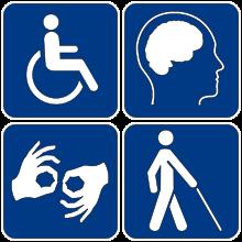 Politique européenne à l'égard des personnes handicapées