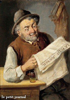 L'Âge d'or de la presse