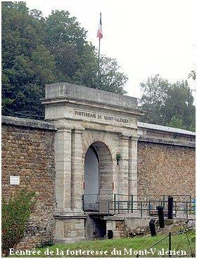 Forteresse du Mont-Valérien