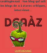 First Interview / LesBlogDeAaZ