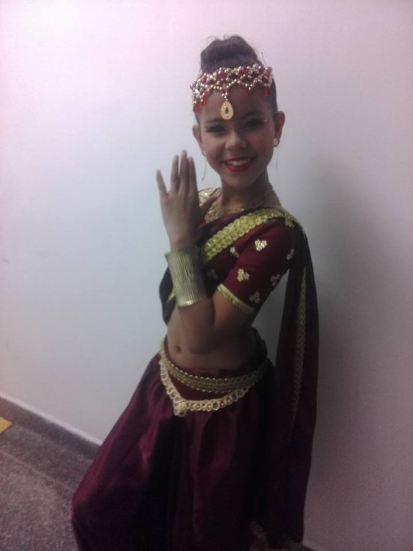 tenu traditionnelle fête gandhi