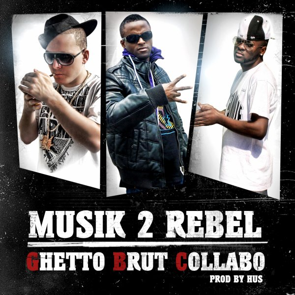 Musik de Rebel - Pochette Single