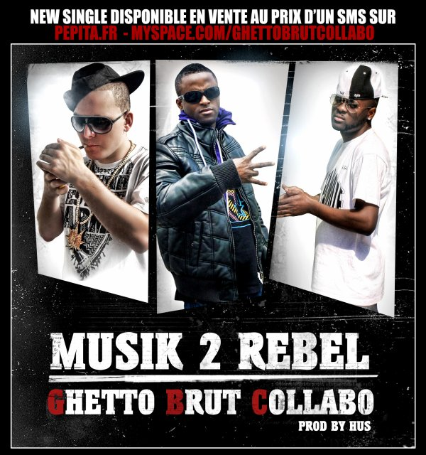 Musik de Rebel - Promo online