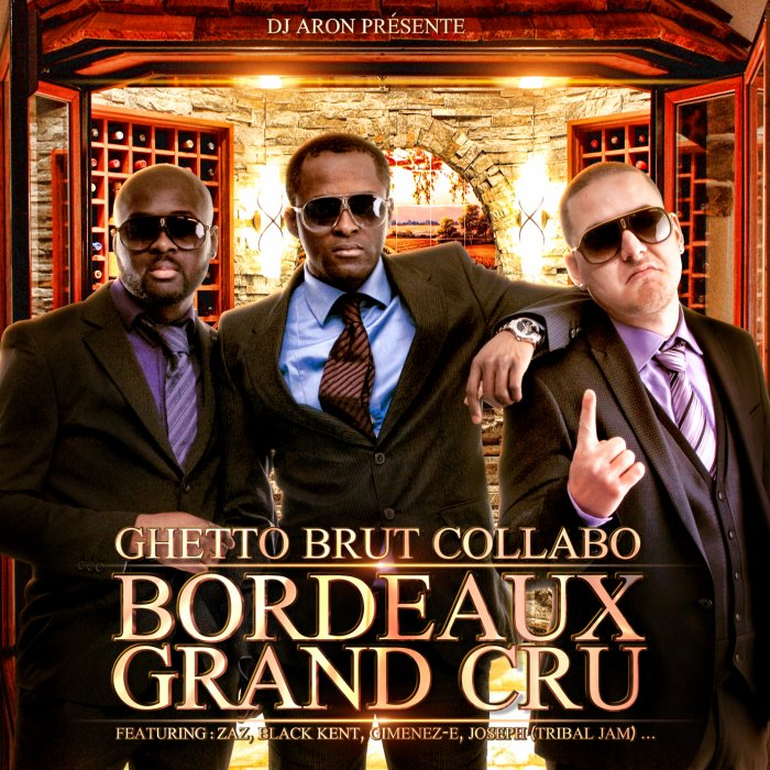 GHETTO BRUT COLLABO - SKYBLOG OFFICIEL