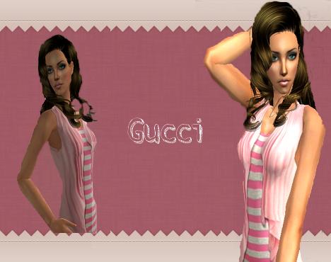 Présentation Gucci.