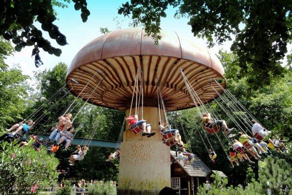 Les chaises volantes de Vienne