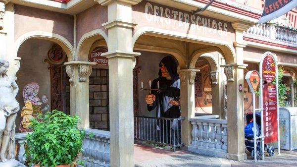 Maison hantée Geisterschloss