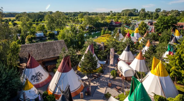 Europa-Park Camp Resort - Village des Tipis