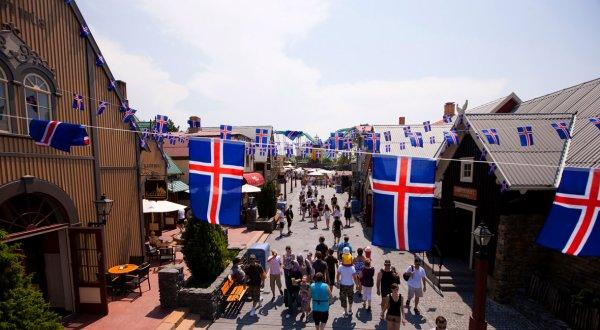 Quartier Islandais
