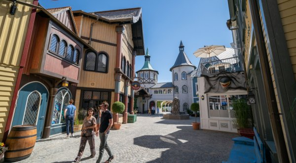 Quartier Scandinave