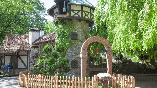 Forêt enchantée Grimm (Partie 1)