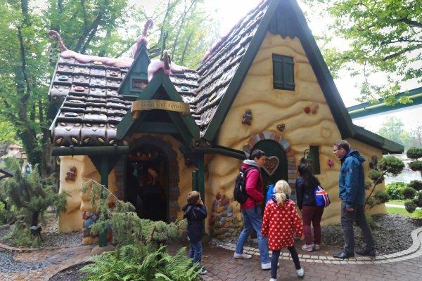Forêt enchantée Grimm (Partie 2)