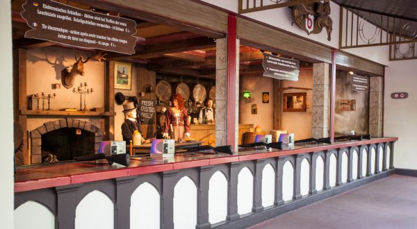 Attractions diverses du quartier Anglais