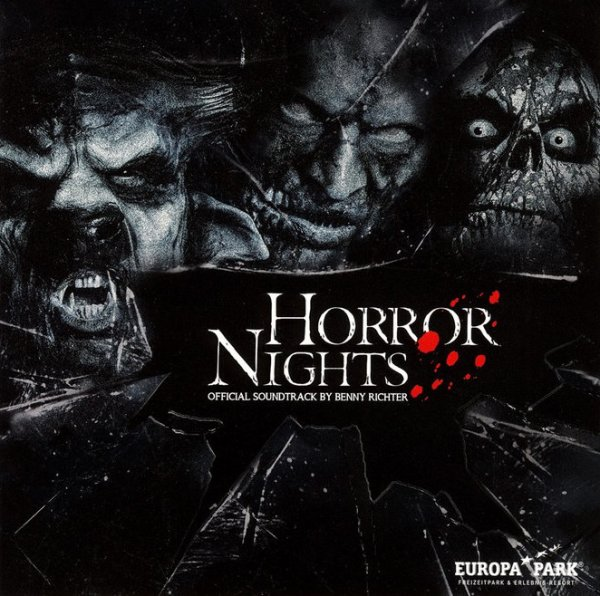 Musiques Horror Nights (Partie 1)