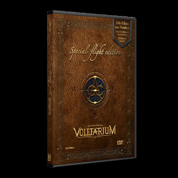 Making-Of Voletarium (2ème Partie)