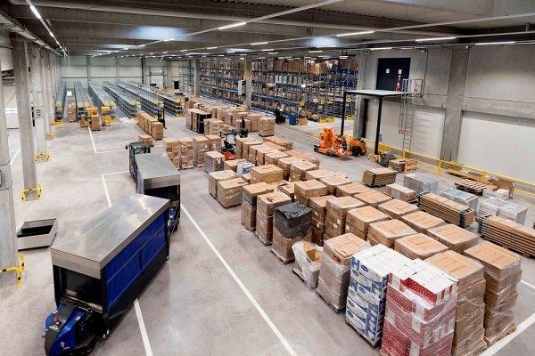 Centre de logistique
