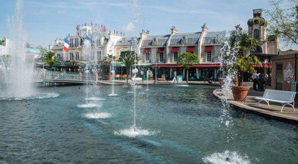 Lac Quartier Français