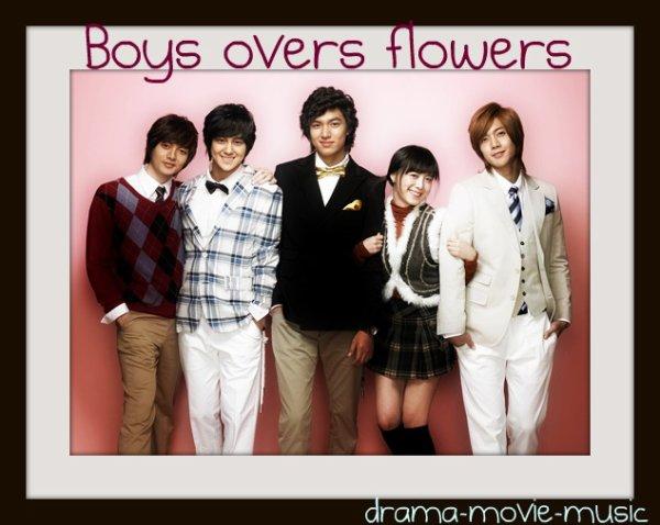 Boys Overs Flower