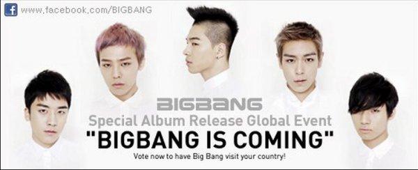 Big Bang au Canada ?!