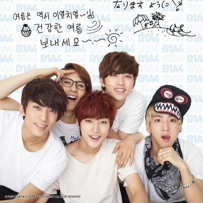 B1A4 BABY GOOD NIGHT (2012)