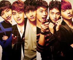 2PM HANDS UP ! (2012)