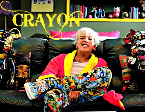 G-DRAGON CRAYON (2012)