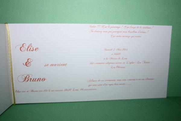 Printemps Orangé
