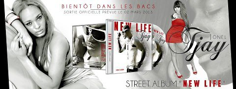 "street album "" new life "" de Jonel Tjay"