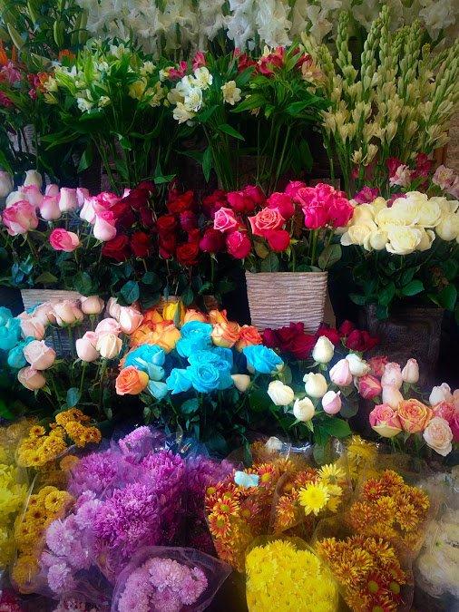 des bouquets du fleurs
