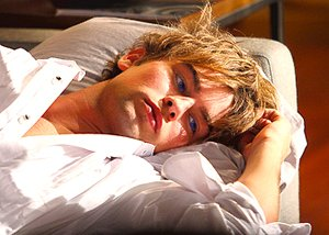Le sommeil est une séparation. [Daniel Pennac]
