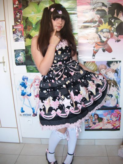 Bodyline Yokoso : Soft Cream Noir