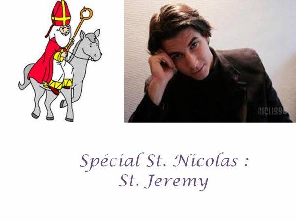 Spécial St. Nicolas : St. Jeremy