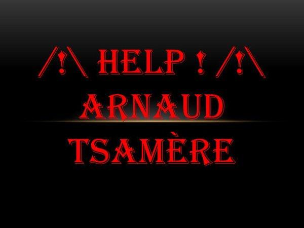 Arnaud dans la détresse (affaire de la quenelle)
