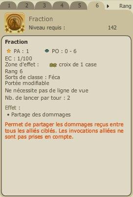 Tuto : Fraction / Douleur