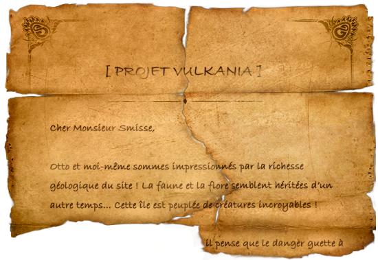 Vulkania / Record glours / Ocre