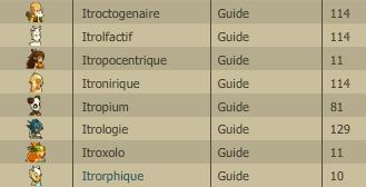 Nouveau record / XP Team B / Parchemins / Neutre / Dofus Ocre
