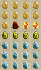 D'une pierre huit coups ou d'un coup huit pierres !?