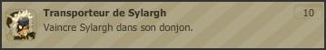 Transporteur de Sylargh