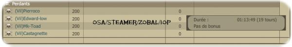 Serveur tournoi Goultarminator V / Miss & Mister Amakna : phase 2