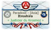 Justiciers / Commandes / Exos / Refonte Féca