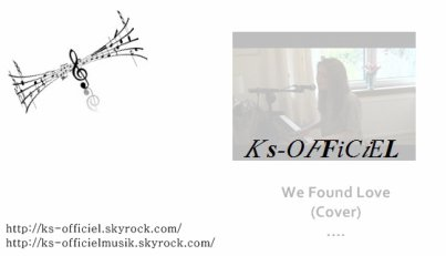 ks-officiel / We Found Love (2011)