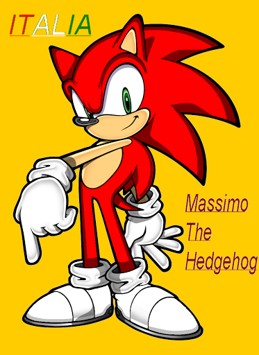 Massimo the Hedgehog