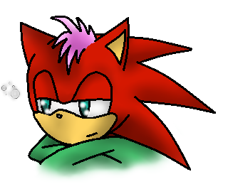 Alessandro The Hedgehog