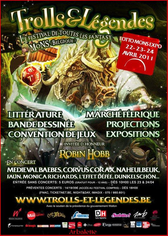 Festival Trolls et Légendes 2011