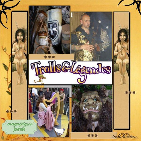 Trolls et légendes 2011