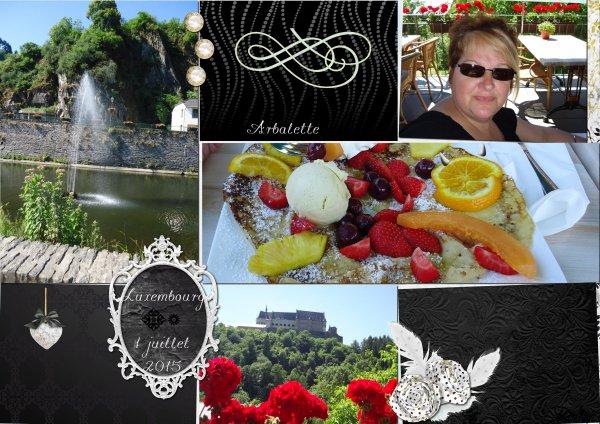 grand-duché du Luxembourg ^^ séjour 2015