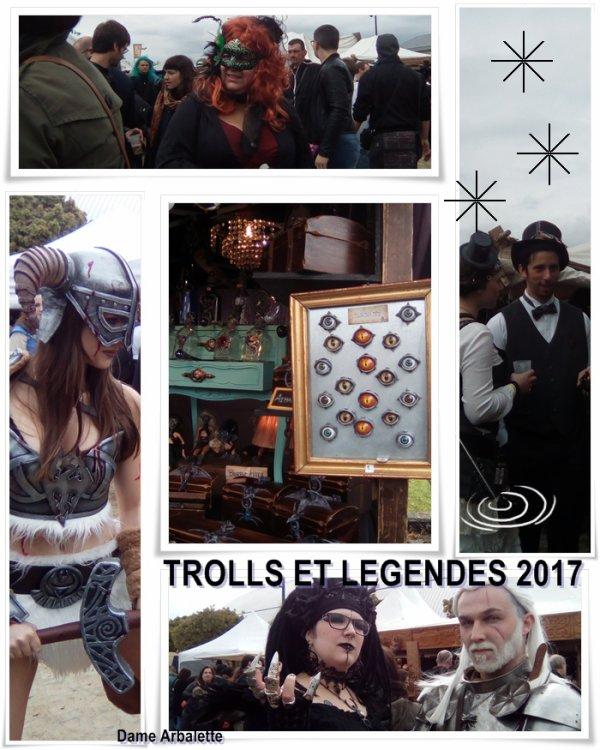 Trolls et légendes 2017