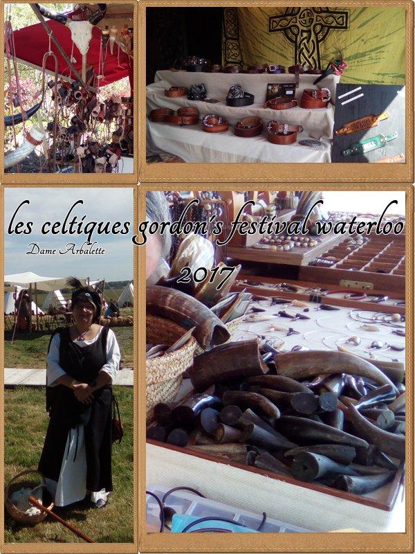 les celtiques gordon's festival waterloo🏹